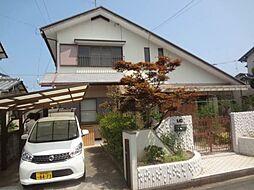 [一戸建] 愛媛県松山市和気町2丁目 の賃貸【/】の外観
