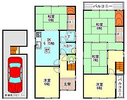 大阪府堺市北区中百舌鳥町6丁