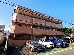 コーポラス新所沢[2階]の外観