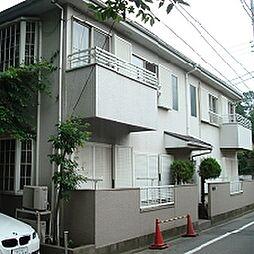 ローライズ駒沢[102号室]の外観