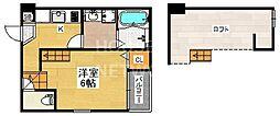 仮称)東九条石田町SKHコーポ[101号室号室]の間取り