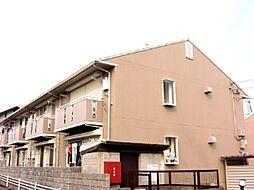 セジュール黒田[2階]の外観
