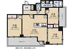 姪浜駅 15.0万円