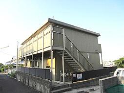 桐山ハイツ[101号室]の外観