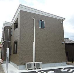 兵庫県加古川市野口町坂元の賃貸アパートの外観