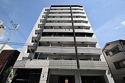 レジュールアッシュ難波MINAMI2[4階]の外観