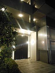 QueensCoat鷺沼[3階]の外観