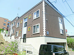 ブロッサムI[2階]の外観