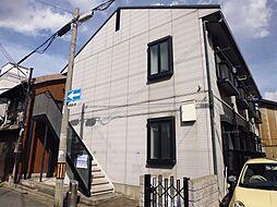 大阪府大阪市福島区野田2丁目の賃貸アパートの外観