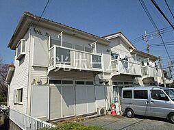 [テラスハウス] 東京都清瀬市中里2丁目 の賃貸【/】の外観