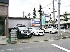 現地写真です。「拝島」駅より徒歩圏内です。