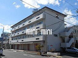 コーポ静岡二番町[3階]の外観