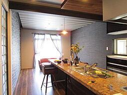 名古屋市中川区供米田2丁目  中古戸建 4LDKの居間