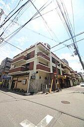 朝日プラザ梅田東II[3階]の外観