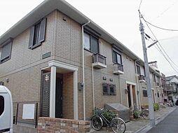 [テラスハウス] 東京都葛飾区宝町2丁目 の賃貸【/】の外観
