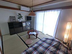 富士見コーポA[203号室]の外観
