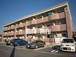 岡山県岡山市南区新福2丁目の賃貸マンションの外観