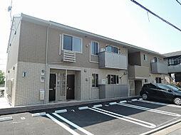 福岡県北九州市八幡西区星ケ丘3丁目の賃貸アパートの外観