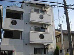 ルピナス香里園[3階]の外観