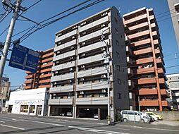 愛媛県松山市千舟町8丁目の賃貸マンションの外観