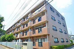 埼玉県さいたま市北区奈良町の賃貸マンションの外観