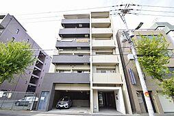 ウィステリア西梅田[6階]の外観