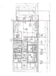 福岡市地下鉄箱崎線 呉服町駅 徒歩13分の賃貸マンション 9階1Kの間取り