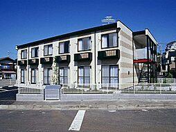 千葉県松戸市大金平5丁目の賃貸アパートの外観