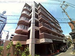 大阪府茨木市永代町の賃貸マンションの外観