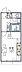 間取り,1K,面積23.18m2,賃料3.2万円,JR東海道・山陽本線 姫路駅 バス28分 書写駅下車 徒歩3分,,兵庫県姫路市書写1183-1