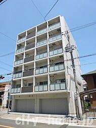 JR阪和線 鶴ヶ丘駅 徒歩5分の賃貸マンション