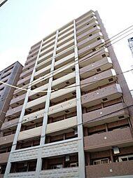 プレサンス天満橋アンジェ[6階]の外観