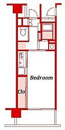 サロットショウナン -SALOTTO SHONAN-[5階]の間取り