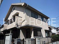 西武新宿線 都立家政駅 徒歩9分の賃貸テラスハウス
