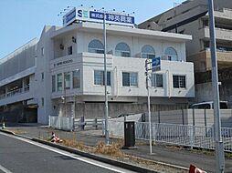 神奈川県横浜市都筑区あゆみが丘の賃貸マンションの外観
