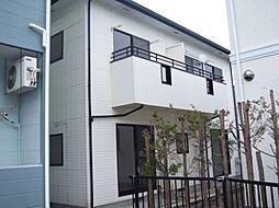 八乙女庵[2階]の外観