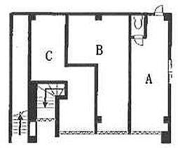 西武池袋線 富士見台駅 徒歩5分の賃貸事務所
