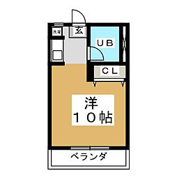 旭ヶ丘駅 2.3万円