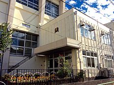 板橋区立板橋第三中学校