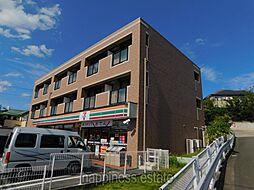 シャトープレジール[2階]の外観