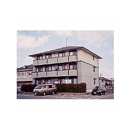 福岡県久留米市小森野4丁目の賃貸アパートの外観