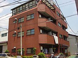 トシユキマンション[302号室]の外観