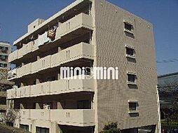 八幡山マンション[5階]の外観