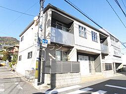 広島電鉄宮島線 井口駅 徒歩5分の賃貸アパート