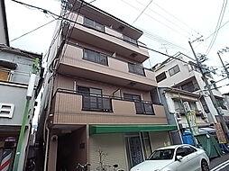 兵庫県神戸市中央区八雲通5丁目の賃貸マンションの外観
