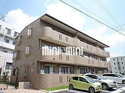 愛知県名古屋市名東区西山台の賃貸マンションの外観