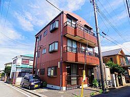 ソレイユ富士見[1階]の外観