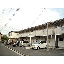 居藤ハイツA棟[201号室]の外観