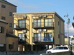三重県伊勢市宮後2丁目の賃貸アパートの外観