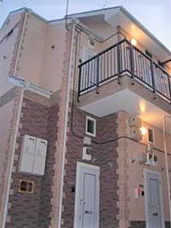 神奈川県横浜市鶴見区尻手2丁目の賃貸アパートの外観